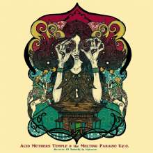 Acid Mothers Temple: Reverse Of Rebirth In Universe, CD