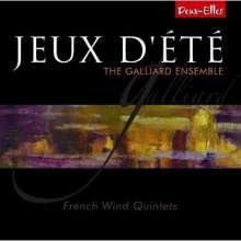 Galliard Ensemble - Jeux D'Ete, CD