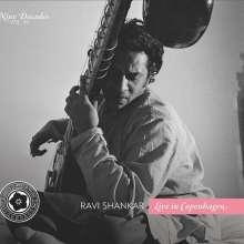 Ravi Shankar (1920-2012): Nine Decades Vol.VII: Live In Copenhagen, CD