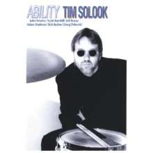Tim Solook: Ability, CD
