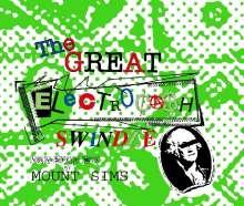 Mount Sims: Great Electrocash Swind, CD
