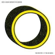 Avec Le Soleil Sortant De Sa Bouche: Pas Pire Pop (I Love You So Much), CD