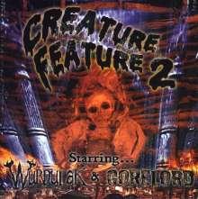Gorelord/Wurdulak: Creature Feature Part I, CD