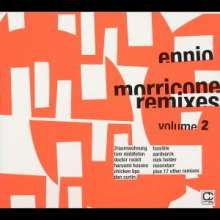 Filmmusik: Ennio Morricone Remixes Vol.2, 2 CDs