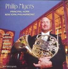Philip Myers,Horn, CD