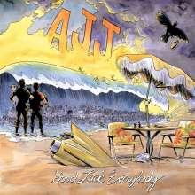 AJJ: Good Luck Everybody (Digisleeve), CD