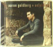 Aaron Goldberg (geb. 1974): Unfolding, CD