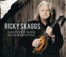 Ricky Scaggs: Country Hits Bluegrass Style, CD