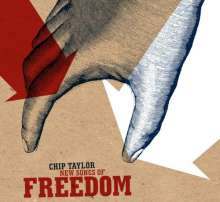 Chip Taylor: New Songs Of Freedom (Ep), CD
