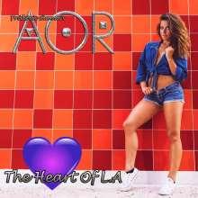 AOR (Frédéric Slama): The Heart Of L.A., CD