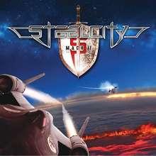 Steelcity: Mach II, CD