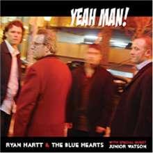 Ryan Hartt/ Blue Hearts: Yeah Man, CD