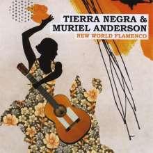 Tierra Negra: New World Flamenco, CD