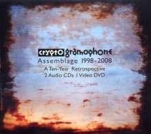 Assemblage 1998 - 2008 (2CD + DVD), 2 CDs und 1 DVD