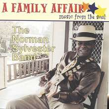 Norman Sylvester: A Family Affair, CD
