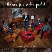 Gary Burton (geb. 1943): Common Ground, CD