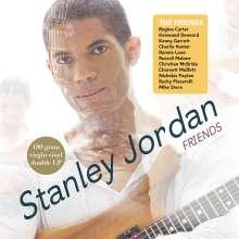Stanley Jordan (geb. 1959): Friends (180g), 2 LPs