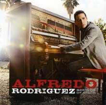 Alfredo Rodríguez: Sounds Of Space, CD