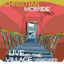 Christian McBride (geb. 1972): Live At The Village Vanguard 2014 (180g), 2 LPs