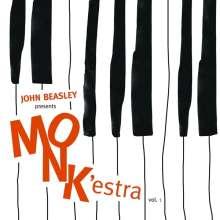 John Beasley (geb. 1960): Presents Monk'estra Vol. 1, CD
