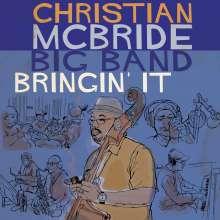 Christian McBride (geb. 1972): Bringin' It, 2 LPs
