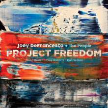 Joey DeFrancesco (geb. 1971): Project Freedom, CD