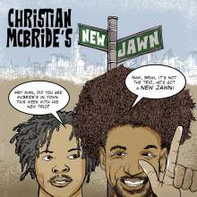 Christian McBride (geb. 1972): Christian McBride's New Jawn, CD
