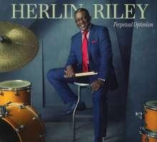 Herlin Riley (geb. 1957): Perpetual Optimism, CD