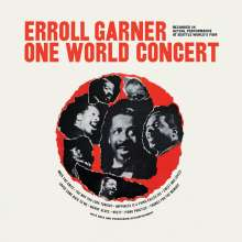 Erroll Garner (1921-1977): One World Concert, CD