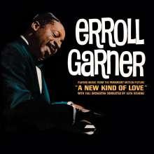 Erroll Garner (1921-1977): A New Kind Of Love, CD