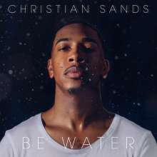 Christian Sands (geb. 1989): Be Water (Limited Edition) (Royal Blue Vinyl), 2 LPs