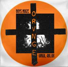 Boys Noize & Virgil Abloh: Orvnge (Orange Vinyl), Single 12""