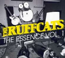 The Ruffcats: The Essence Vol. 1, CD