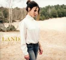 Fredda: Land (+ Bonustrack), CD