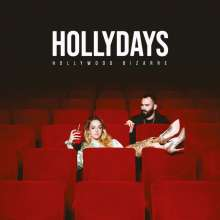 Hollydays: Hollywood Bizarre (+1 Bonustrack), LP