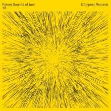 Future Sounds Of Jazz Vol. 13, 2 CDs