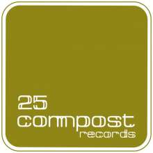 "25 Compost Records (Limited-Numbered-Edition-Box-Set), 10 Single 12""s"
