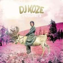 DJ Koze aka Adolf Noise: Amygdala (Limited-Edition), 2 LPs
