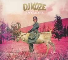 DJ Koze aka Adolf Noise: Amygdala, CD