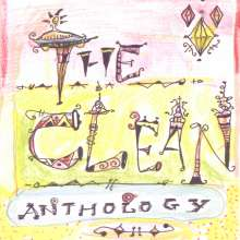 The Clean: Anthology, 4 LPs