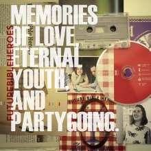 Future Bible Heroes: Memories Of Love,Eternal Youth,Pa, 4 CDs