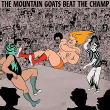 The Mountain Goats: Beat The Champ (45 RPM), 2 LPs
