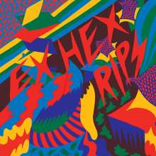 Ex Hex: Rips, CD