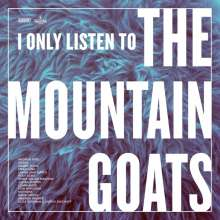 I Only Listen To The Mountain Goats: All Hail West Texas (Pink & Blue Vinyl), 2 LPs