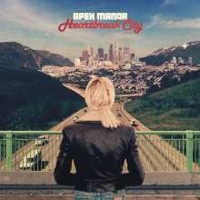 Apex Manor: Heartbreak City (Limited-Edition) (Red Vinyl), LP