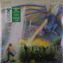 """The Mountain Goats: In League With Dragons (Limited-Edition) (Green Vinyl) (HalfSpeed Mastering), 2 LPs und 1 Single 7"""""""