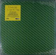 """The Mountain Goats: In League With Dragons (Yellow/Green Marbled Vinyl) (HalfSpeed Mastering), 2 LPs und 1 Single 7"""""""