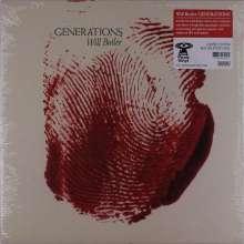 Will Butler: Generations (Limited Edition) (Red Splatter Vinyl), LP