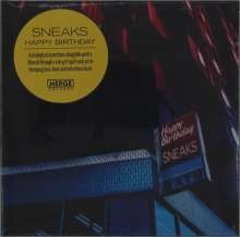Sneaks: Happy Birthday, CD
