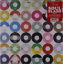 Soul Slabs Vol. 2 (Limited-Numbered-Edition) (Red Vinyl), 3 LPs
